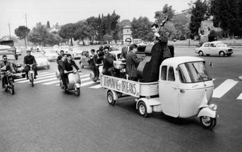 APE: la storia del trasporto leggero