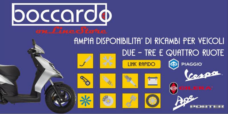 ONLINE STORE BOCCARDO Moncalieri Torino
