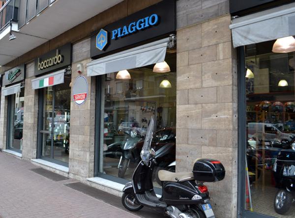 Concessionaria Boccardo Piaggio Vespa